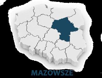 Dźwigi na Mazowszu